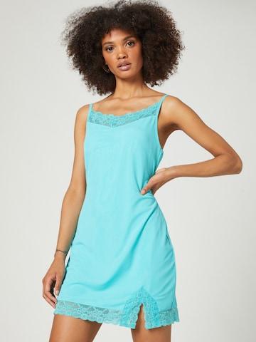 VIERVIER Dress 'Svenja' in Blue