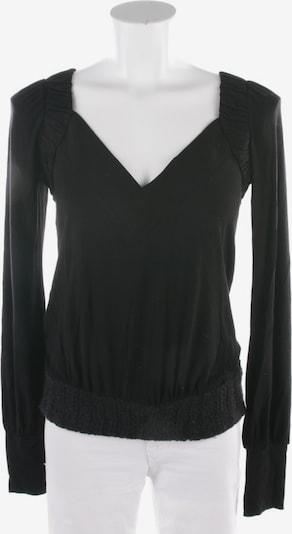 PATRIZIA PEPE Shirt langarm in S in schwarz, Produktansicht