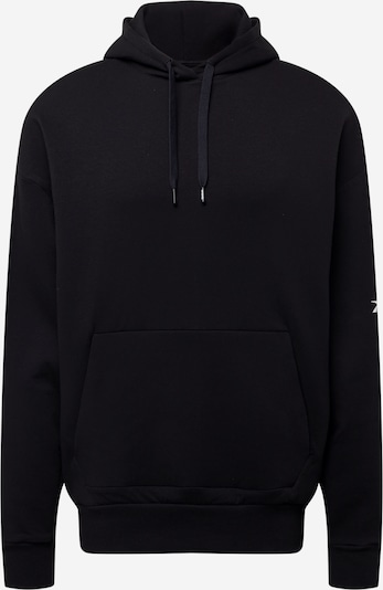 Reebok Sport Sports sweatshirt in Black, Item view