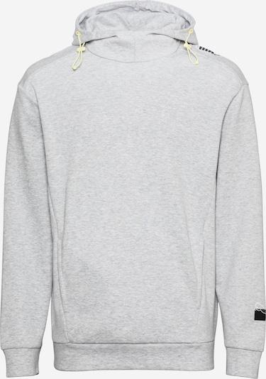 PUMA Sportsweatshirt in hellgrau, Produktansicht
