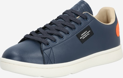 Superdry Sneaker in navy / orange, Produktansicht