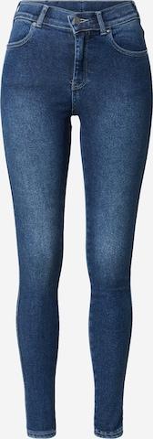 Dr. Denim Jeans 'Lexy' i blå