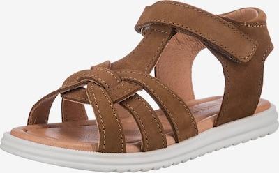 BISGAARD Sandale in braun, Produktansicht