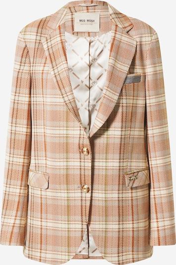Blazer švarkas 'Mary Janelle' iš MOS MOSH , spalva - smėlio / persikų spalva, Prekių apžvalga