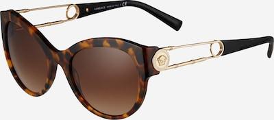 VERSACE Sonnenbrille '0VE4389' in braun / cognac / gold, Produktansicht
