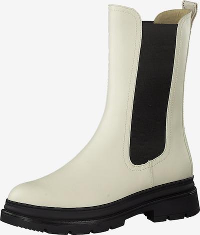 TAMARIS Chelsea boty - černá / offwhite, Produkt
