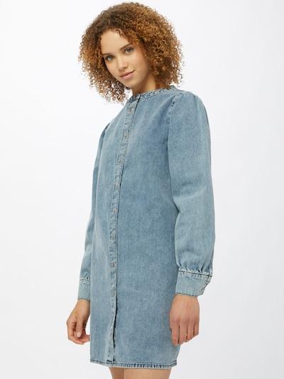 JDY Jeanskleid in blau, Modelansicht