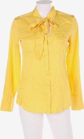 Mandarin Blouse & Tunic in XS in Yellow