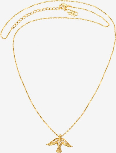 LILY AND ROSE Kette 'Eden' in gold / weiß, Produktansicht