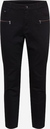 KAFFE CURVE Pantalon 'Mannny' en noir, Vue avec produit