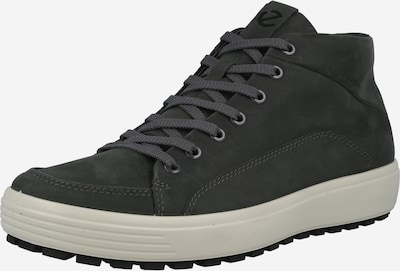 ECCO Athletic lace-up shoe in Dark grey, Item view