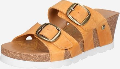 PANAMA JACK Sandale 'Valentina' in goldgelb / hellorange, Produktansicht