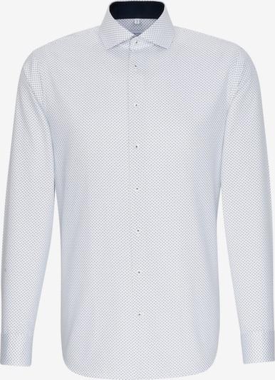 SEIDENSTICKER Camisa de negocios 'Light Spread' en azul / offwhite, Vista del producto