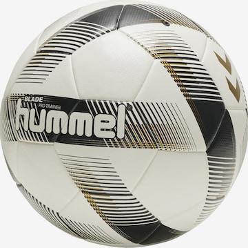 Hummel Ball in Weiß