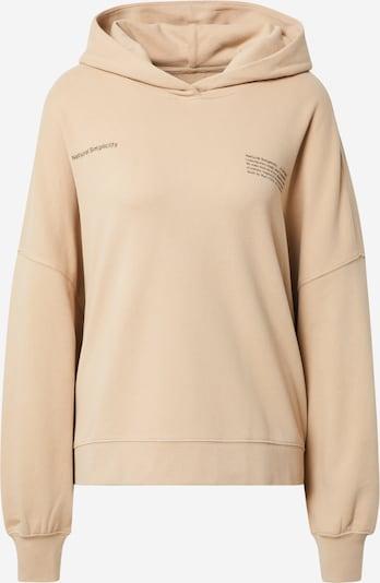Marc O'Polo Sweatshirt in Light beige / Black, Item view