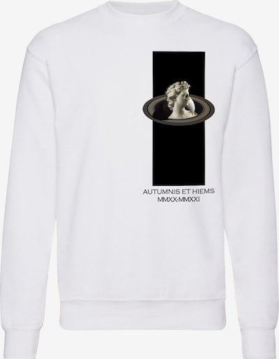 Openspace Sweatshirt in schwarz / weiß, Produktansicht