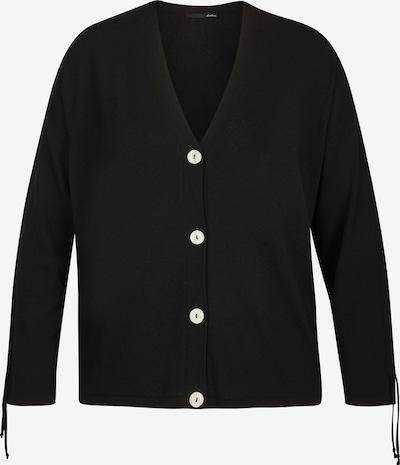 Lecomte Cardigan in schwarz, Produktansicht