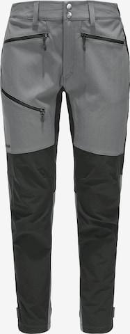 Pantalon outdoor 'Rugged Flex' Haglöfs en gris