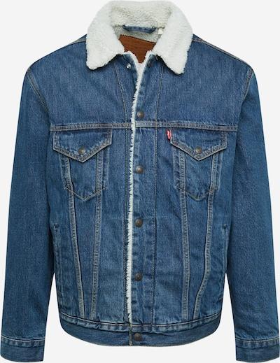 LEVI'S Přechodná bunda 'Virgil' - modrá džínovina, Produkt