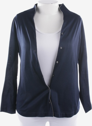 Van Laack Pullover / Strickjacke in XL in dunkelblau, Produktansicht