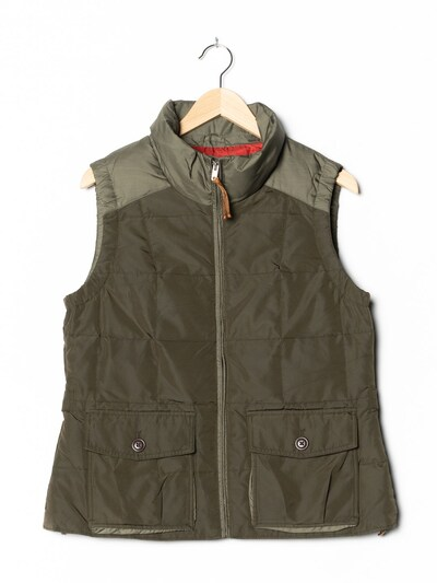 EDDIE BAUER Vest in L in Olive, Item view