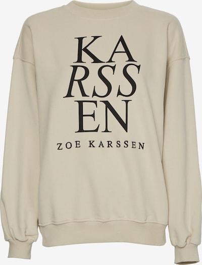ZOE KARSSEN Sweatshirt in de kleur Beige, Productweergave