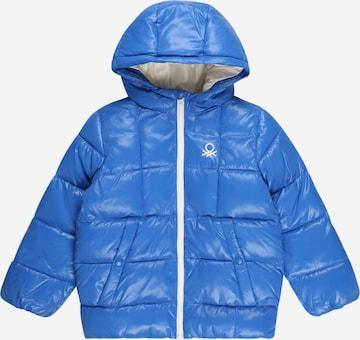 UNITED COLORS OF BENETTON Välikausitakki värissä sininen
