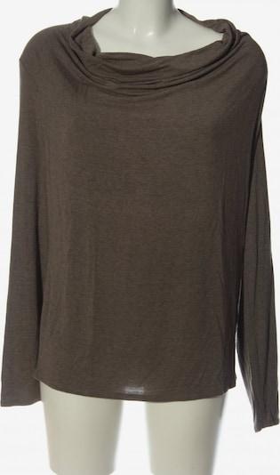 L.K.Bennett Langarm-Bluse in L in braun, Produktansicht