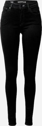 DENHAM Jeans in black denim, Produktansicht