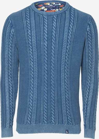 COLOURS & SONS Pullover 'Ryan' in blau, Produktansicht