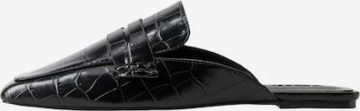 MANGO Pantolette in schwarz, Produktansicht
