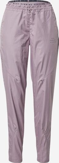 NIKE Sportbroek 'Run Division' in de kleur Mauve, Productweergave
