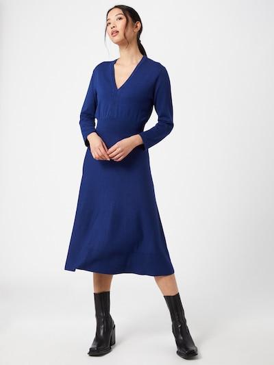 Noa Noa Kleid 'Essential' in blau, Modelansicht