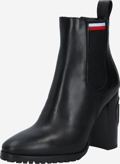 TOMMY HILFIGER Chelsea Boots en noir, Vue avec produit