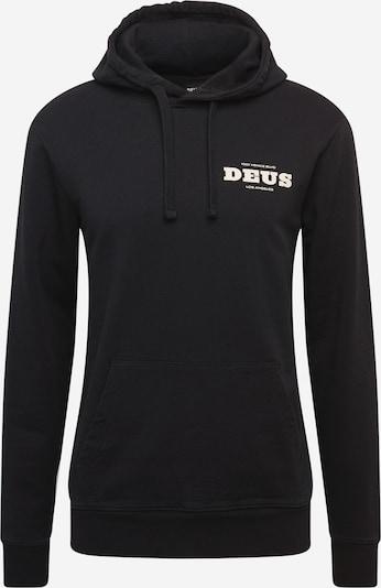 DEUS EX MACHINA Sweat-shirt en jaune / orange / noir / blanc, Vue avec produit