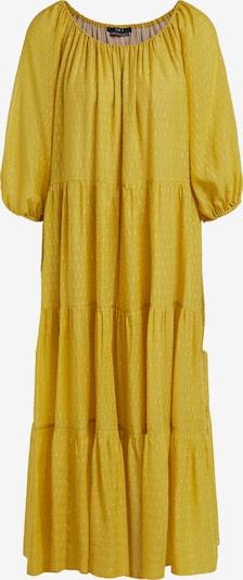 SET Kleid in gelb, Produktansicht