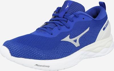 MIZUNO Sportschuh 'WAVE REVOLT' in royalblau / silber / weiß, Produktansicht