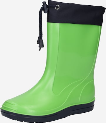 BECK Rubber boot in Green