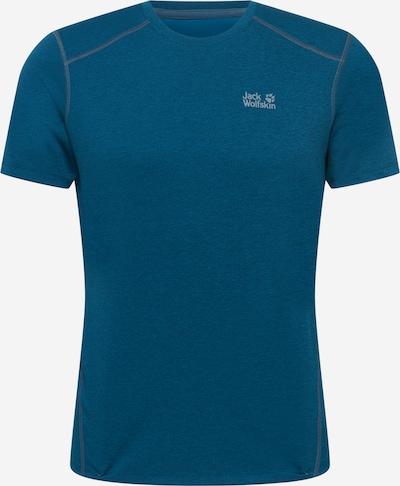 JACK WOLFSKIN T-Shirt 'SKY RANGE' in dunkelblau, Produktansicht
