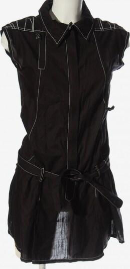 Skunkfunk Blusenkleid in M in schwarz, Produktansicht