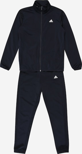 ADIDAS PERFORMANCE Sports suit in Black / White, Item view