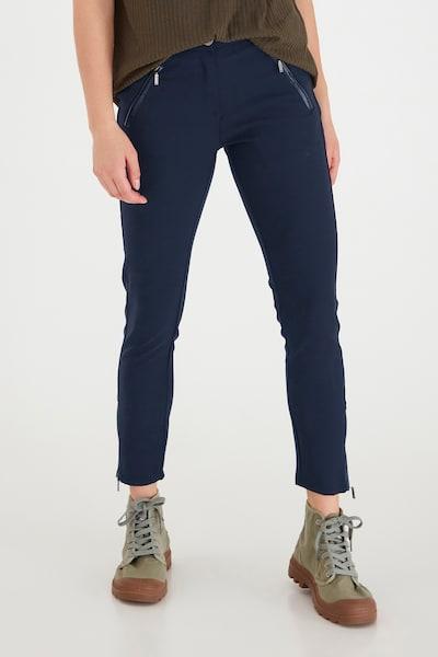 Fransa Pants 'ZIO 1' in Blue / Dark blue, View model