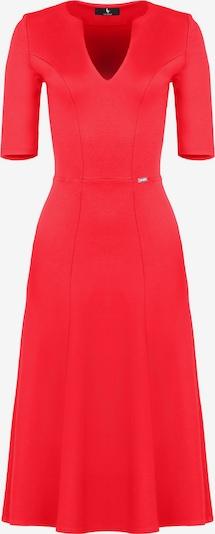 Lenitif Abendkleid in rot, Produktansicht