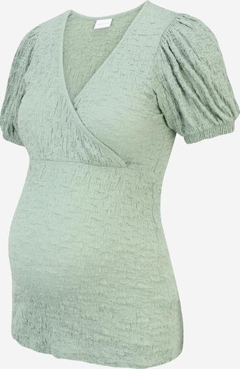 MAMALICIOUS Blusa 'Ane' en jade, Vista del producto
