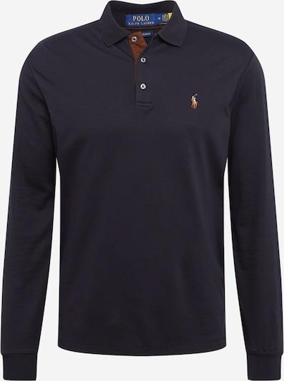 POLO RALPH LAUREN T-Shirt en marron / noir, Vue avec produit