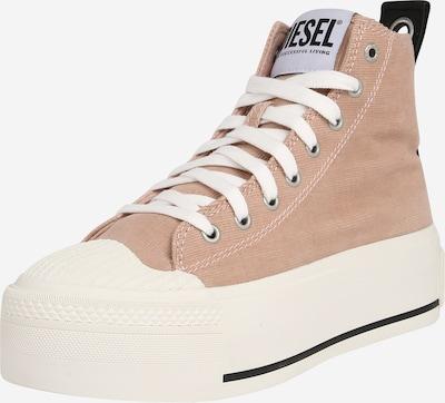 DIESEL Sneaker 'ASTICO' in rosa / weiß, Produktansicht