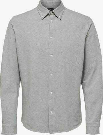 SELECTED HOMME Hemd in Grau
