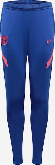 NIKE Pantalón deportivo 'FC Barcelona Strike' en azul real / rojo anaranjado, Vista del producto