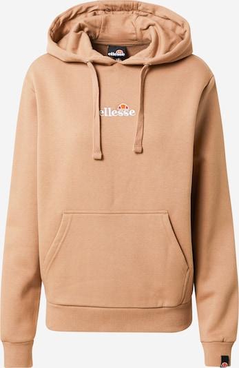 ELLESSE Sweatshirt 'Ainsworth Oh' in Light brown / Orange / Pink / White, Item view