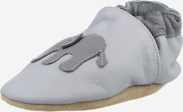 Chaussons 'Wendelin' BECK en gris